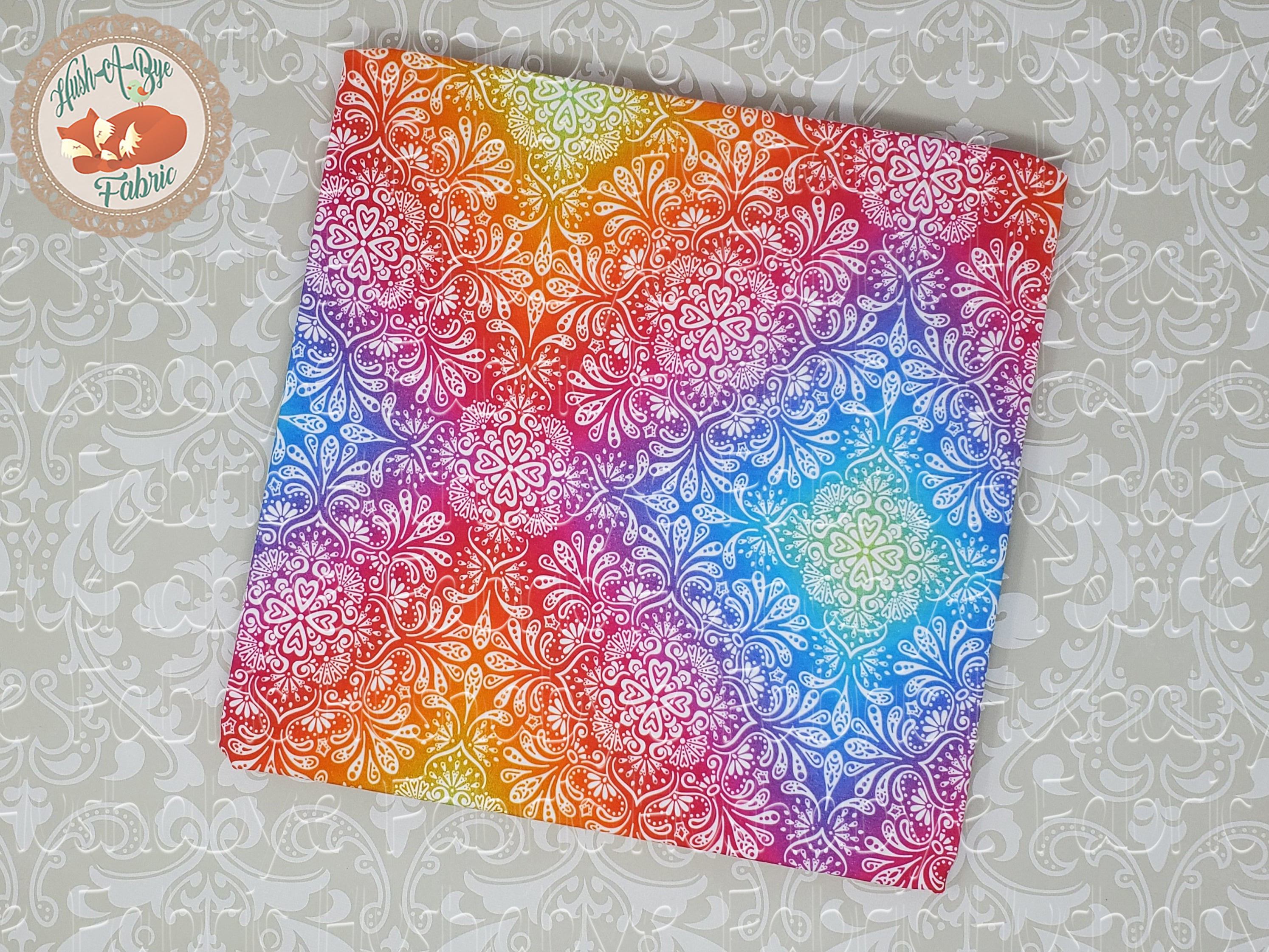 Mosaic Rainbow Burst Retail