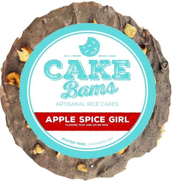 Rice Cake - Apple Spice Girl - Dozen