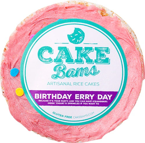 Rice Cake - Birthday Erry Day - Dozen