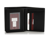 327, Petek 1855, 4 Tier Wallet With Many Organized Compartments