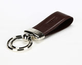 Petek 1855, Brown Leather Keyring