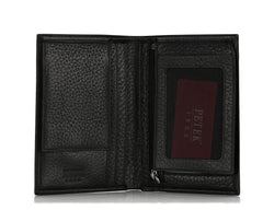 305 Natural Black, Travel & Business Wallet
