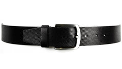 Guard #3296 45mm, Black, Every Day, Water-Buffalo Leather Belt