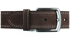 Guard #3245 45mm, Suede Brown, Every Day, Water-Buffalo Leather Belt