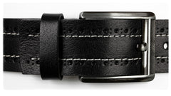 Guard #3302 45mm, Black, Every Day, Water-Buffalo Leather Belt