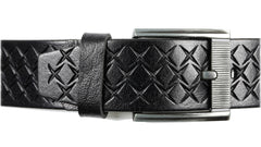 Guard #3303 45mm, Black, Every Day, Water-Buffalo Leather Belt