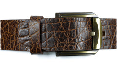 Guard #3200  45mm Brown, Every Day, Water-Buffalo Leather Belt