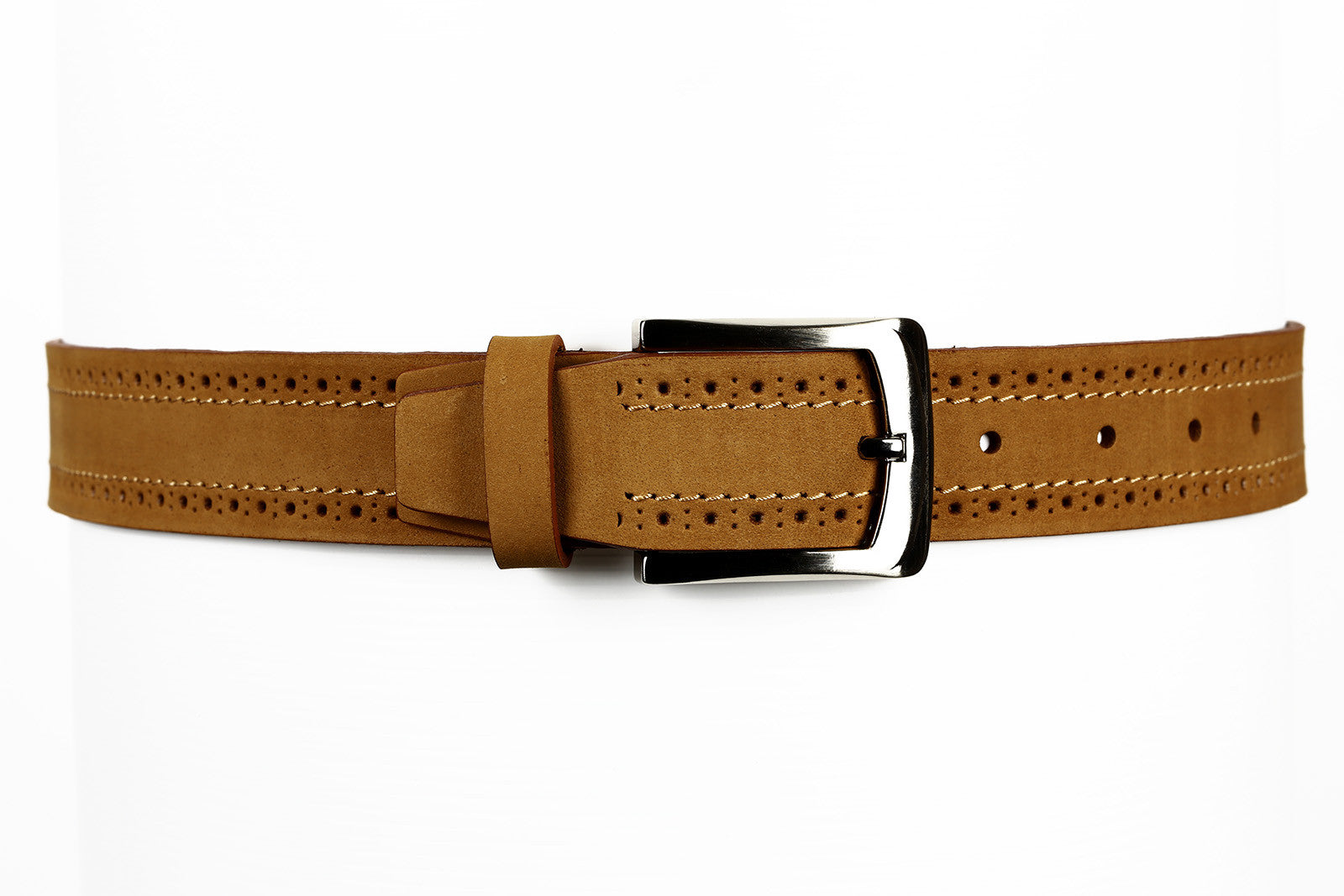 #2302 Desert Brown 40mm Every Day or Dress Belt