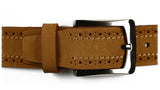 Guard, Desert Brown, model 2302 one piece leather belt