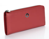 476 Pomegranate, Petek 1855 Women's Leather Wallet