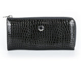 476 Anthracite, Petek 1855 Women's Leather Wallet