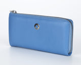 476 Violet Blue, Petek 1855 Women's Leather Wallet