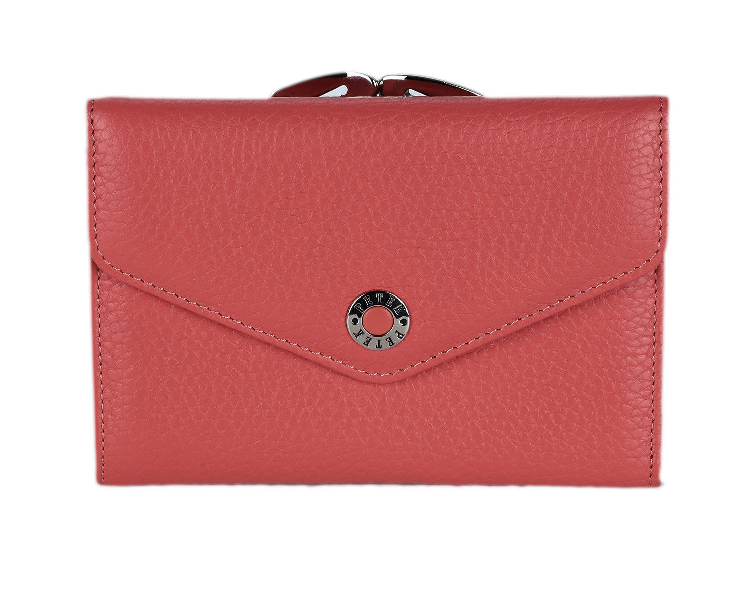 308 Pomegranate, Petek 1855 Women's Leather Wallet