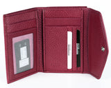 308 Fuchsia,, Petek 1855 Women's Leather Wallet
