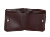 355 Solid Brown, Petek 1855 Women's Leather Wallet