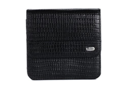 355 Crocodile Black, Petek 1855 Women's Leather Wallet
