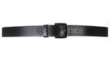 Guard Black One piece 4cm wide leather belt