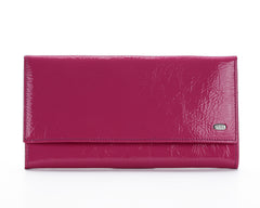 379 Pink, Petek 1855 Women's Leather Wallet