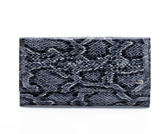 379 Anthracite, Petek 1855 Women's Leather Wallet