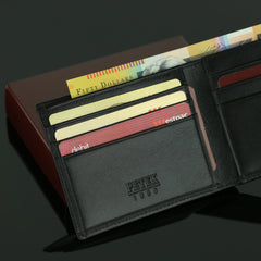 Petek 1855, Model: 236 Super Slim Wallet With Quick Access Compartment
