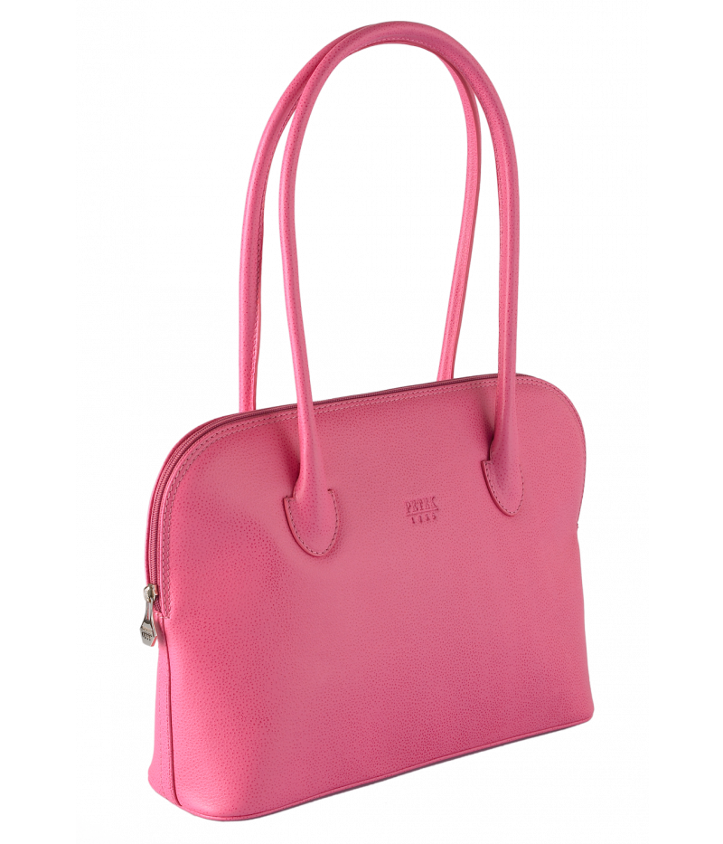 #4001 Petek 1855, Pink, Ladies Handbag
