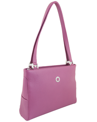 #4016 Petek 1855, Purple, Ladies Handbag