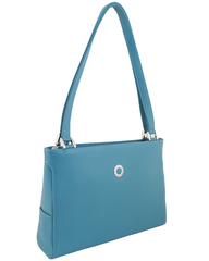 #4016 Petek 1855, Light Blue, Ladies Handbag
