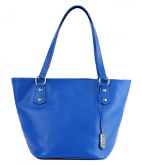 #4246 Petek 1855 Blue, Ladies Shoulder Bag