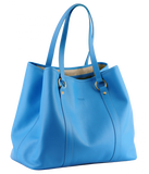 #4269 Petek 1855, Blue, Ladies Handbag