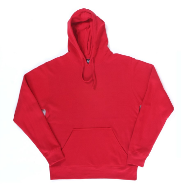 Soft Red Hoodie