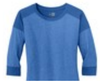 Royal Raglan Baseball 3/4 Sleeve