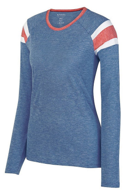 Blue/Red/White Long Sleeve