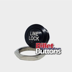 16mm 'LINE LOCK' Push Button Switch Dome Top Small Compact