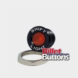 16mm 'SHIFT LIGHT' LED Pilot / Warning Light Small Compact 12V