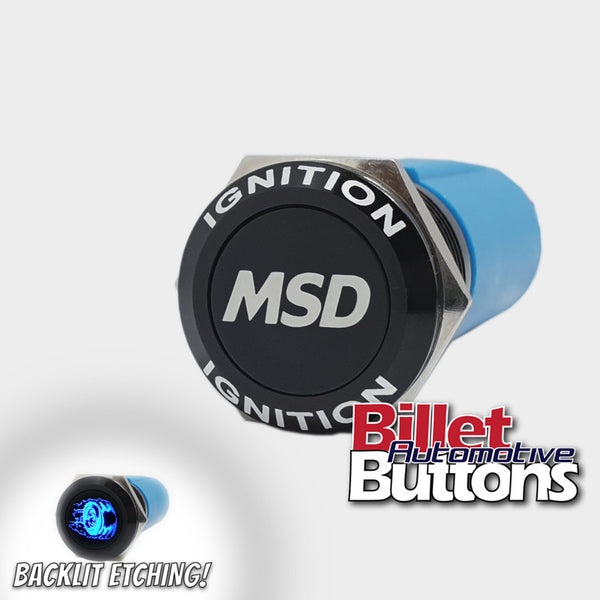 MSD Ignition push button switch