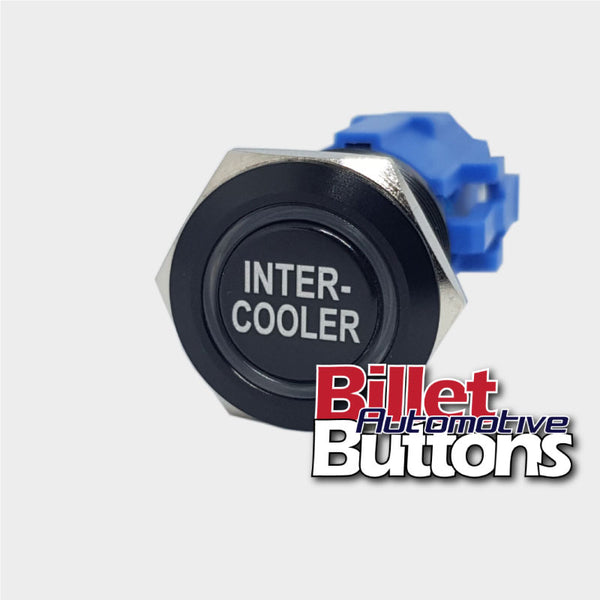 19mm 'INTERCOOLER' Billet Push Button Switch IC Pump