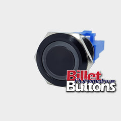 22mm 'BLANK' Billet Push Button Switch