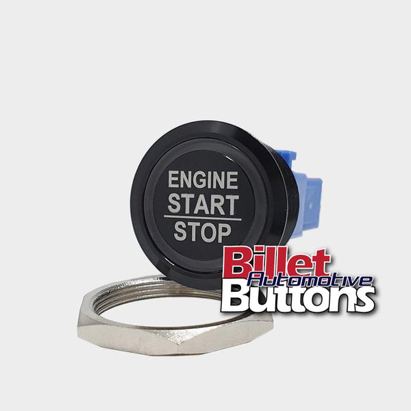 Engine start stop button car