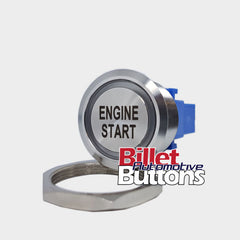 28mm 'ENGINE START' Billet Push Button Switch Push Start