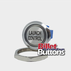 28mm 'LAUNCH CONTROL' Billet Push Button Switch Anti lag