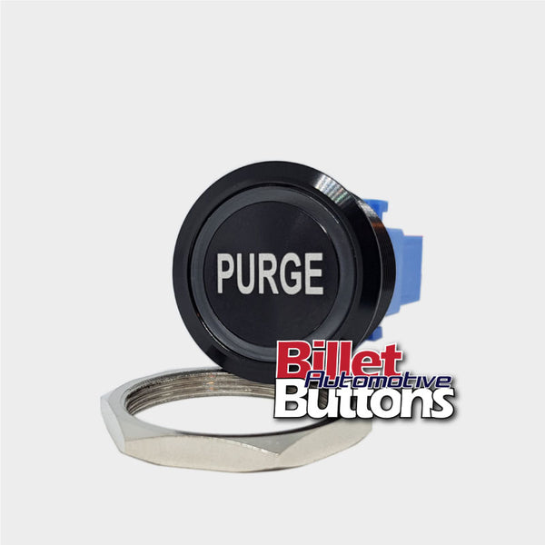 28mm 'PURGE' Billet Push Button Switch Nitrous Oxide NOS Fuel