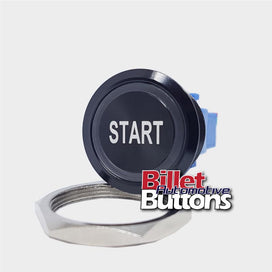 28mm 'START' Billet Push Button Switch Push Start