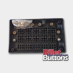 Relay / Fuse Holder Mounting Box Holds 10x Relays, Fuses & Crimp Terminals DIY Automotive Car Truck 4x4 12v