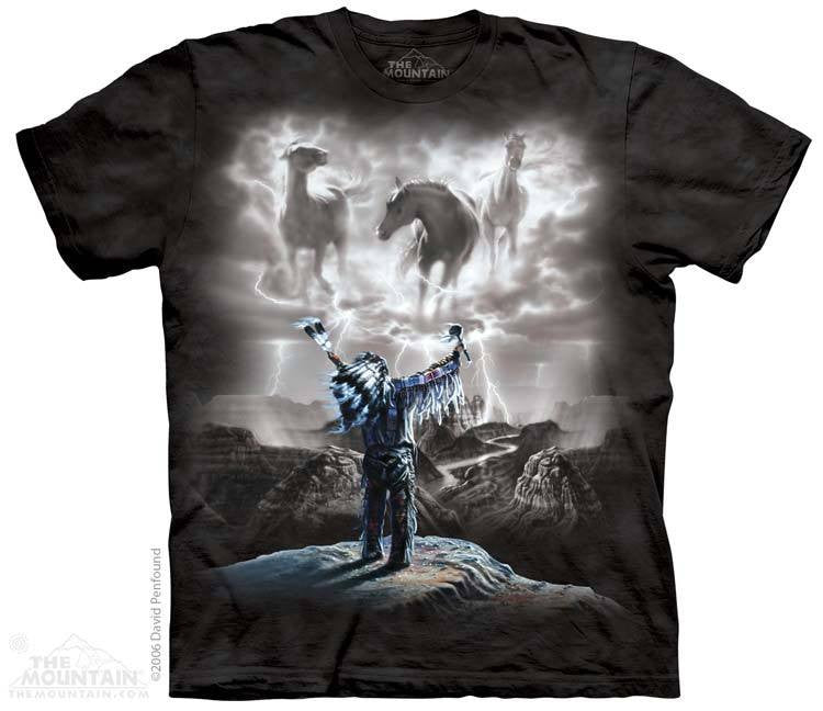 Summoning The Storm- T-Shirt