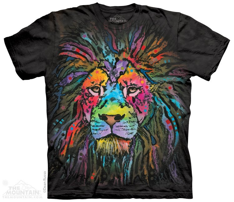 Mane Lion - T-Shirt - Moonstoneartwear