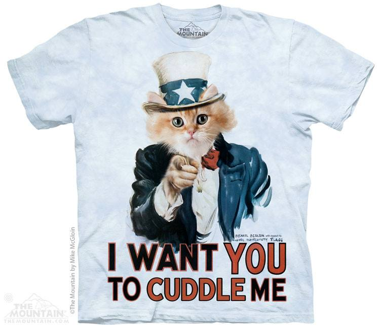 Cuddle Me - T-Shirt - Moonstoneartwear