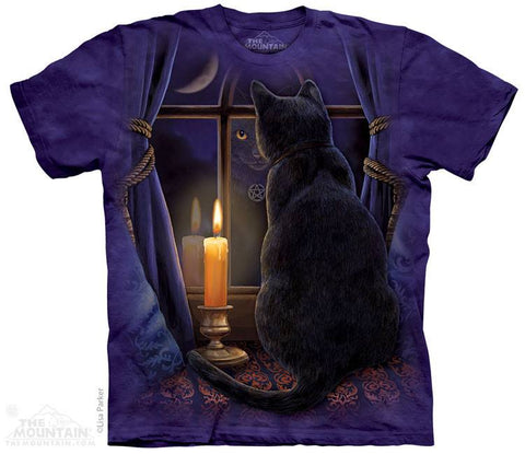 Midnight Vigil - T-Shirt - Moonstoneartwear