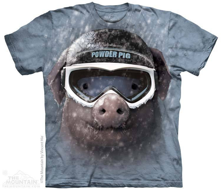 Pig Face - Moonstoneartwear