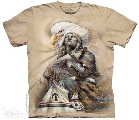 Eternal Spirit - T-Shirt - Moonstoneartwear