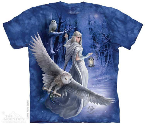 Midnight Messenger - T-Shirt - Moonstoneartwear